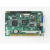 ISA half-sized SBC, ADVANTECH EVA-X4300, VGA/LCD/LAN/CFC/USB and PC104