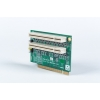"2-Slot PCI Riser Card for 5.25"" Biscuit SBCs"