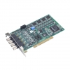 10 MS/s, 12-bit, Simultaneous 4-ch Analog Input Universal PCI Card
