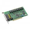 8-ch Relay and 8-ch Isolated Digital Input Universal PCI Card with 8-ch Counter/Timer