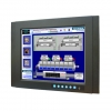 "15"" XGA Industrial Monitor with Resistive Touchscreen, Direct-VGA, DVI Ports, and Wide Operating Temperature"