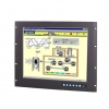 "19"" SXGA Industrial Monitor with Resistive Touchscreen, Direct-VGA and DVI Ports"