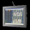 Puutetundlik arvuti: 12.1 tolli SVGA TFT LCD Intel Atom Dual-Core D525