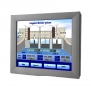 "15"" XGA TFT LCD Intel® Atom™ Touch Panel Computers with Wide Operating Temperatures"