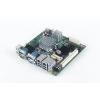 Intel® ATOM™ Mini-ITX with VGA/LVDS, 6 COM, and Dual LAN
