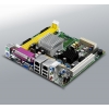 Tööstuslik emaplaat Intel Pentium M/Celeron M Mini-ITX, Dual LVDS, 5 COM, Dual LAN
