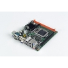 Intel® Core™ i7/i5/i3/Pentium® LGA1156 Mini-ITX with CRT/DVI, 2 COM, Dual LAN, PCIe x16