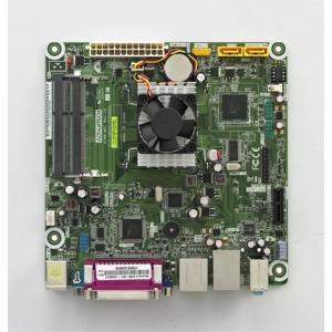 Tööstuslik emaplaat Intel Atom D525 Mini-ITX, VGA/HDMI, 2 COM, LAN