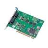 2-port RS-422/485 PCI Communication Card w/EFT