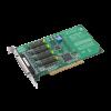 4-port RS-232/422/485 PCI Communication, 4 x DB25
