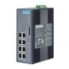 8Tx Managed Ethernet Switch with Wide Temperature DIN