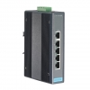 5-port Gigabit Unmanaged Industrial Ethernet Switch DIN