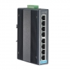 8-port Gigabit Unmanaged Industrial Ethernet Switch DIN