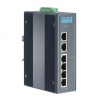 6-port Industrial PoE Switch with Wide Temperature