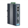 2-port RS-232/422/485 Serial Device Server