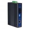 10/100TX to Multi-Mode SC Type Fiber Optic Industrial Media Converter
