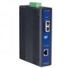 10/100/1000TX to 1000Base-SX SC Type MM Fiber Optic Gigabit Industrial Media Converter