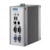 AMD Geode ™ LX800 DIN-rail PCswith 500MHz, 256MB DDRRAM, 2xLAN, 3xCOM