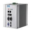 Intel® Atom™ D510 DIN-rail PCs with 3 x LAN, 2 x COM, VGA, Mini PCIe, PC/104+