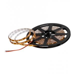 LED riba, 5m, IP44, 300 LED´i, white, 12V DC, 1200mA, isekleepuv