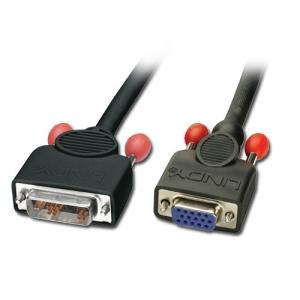 DVI-A - VGA (F) kaabel 1.0m