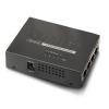 4-Port 802.3af Power over Ethernet Injector Hub