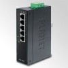 IP30 Slim type 5-Port Industrial Gigabit Ethernet Switch (-40 to 75 degree C) DIN