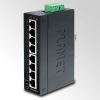 IP30 Slim type 8-Port Industrial Manageable Gigabit Ethernet Switch (-10 to 60 degree C)