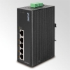 IP30 5-Port/TP PoE Industrial Fast Ethernet Switch (-40 to 75 C)