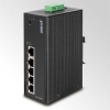 IP30 5-Port/TP Web/Smart PoE Industrial Fast Ethernet Switch (-10 to 60 C)