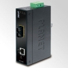 IP30 Industrial SNMP Manageable 10/100/1000Base-T to 1000Base-LX Gigabit Converter