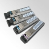 Multi-mode 100Mbps SFP fiber transceiver (2KM) - (-40 to 75 C)