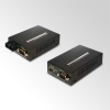 RS232/RS-422/RS485 to 100Base-FX Fiber Optic (MM, 2KM) Converter