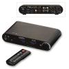 Konverter USB 2.0, HDMI, TOSLink, SPDIF, 3.5mm > HDMI, TOSLink, SPDIF, XLR, 6.3mm