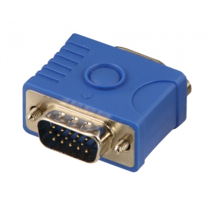 Adapter VGA monitorile EDID/ DDC, sinine