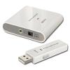 Traadivaba (2400 - 2483MHz) heli saatja, USB 2.0, kuni 45m