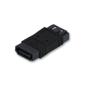 Adapter SATA (F) - SATA (F) 7 pin