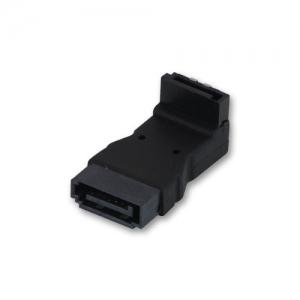 Adapter SATA (M) - SATA (F) 7 pin, nurgaga