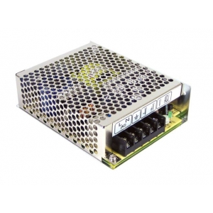 Pwr sup.unit: switched-mode; modular; 76.8W; 24VDC; 3.2A; 410g