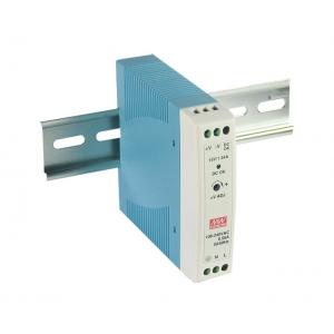 Toiteplokk DIN-liistule 20W 24V 1A, -20 kuni 70°C