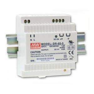 Toiteplokk DIN-liistule 60W 12V 4.5A