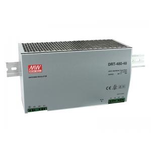 Toiteplokk DIN-liistule 3 faasiga 480W 48V
