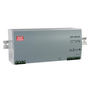 Toiteplokk DIN-liistule 3 faasiga 960W 48V
