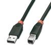 USB 2.0 kaabel A - B 10.0m must
