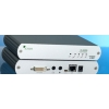 KVMi pikendaja (DVI-D, USB 2.0 x 3, audio) kuni 100m läbi CATx / või LAN kaudu
