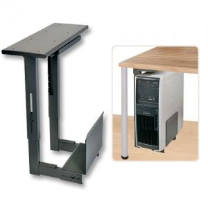 Arvuti hoidik (WxDxH) 160-220 x 450 x 340-490mm, liug