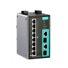 Switch: 8 x 10/100BaseT(X) PoE, 2 x 10/100/1000BaseT(X) või 100/1000BaseSFP, 0 kuni 60°C