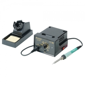 Temperature-Controlled Soldering Station