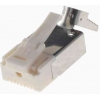 RJ45/M CAT5 FOR CABLE 4PIN + 2PWR