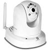 IP kaamera: keerav/ pöörav, öö/ päev, kahesuunaline audio, wifi,1280 x 800, Micro-SD pesa